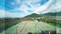 テニスコート(姉妹館・春日居びゅーほてる)