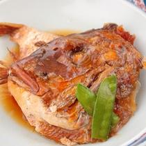 名物♪鯛のかぶと煮