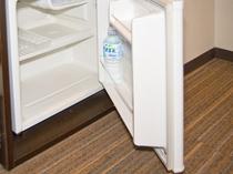 全室 空の冷蔵庫完備