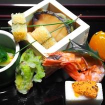 *17年1月以降 冬のお料理(前菜)
