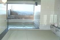 2座敷き風呂