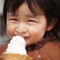 高原ソフトクリーム