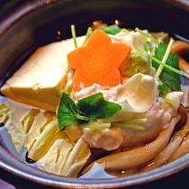 湯浅会席料理 お料理一例