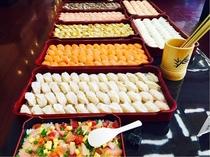 夕食バイキング~お寿司~