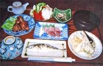 ご夕食例(和食)