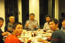 選手たち・夕食3
