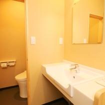 ☆客室_和室8畳_客室内洗面・トイレ