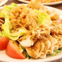 ☆料理_夕食_単品_棒棒鶏