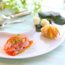 *【洋食一例】彩り鮮やかなお料理の数々(イメージ)