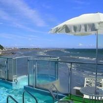 プールと海で夏を満喫♪お子様用プールも併設!海水浴H28.6月20日~、プール7月1日~9月4日☆