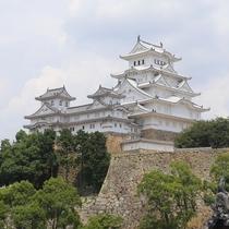 【周辺観光】 世界文化遺産・国宝姫路城(車で約40分)