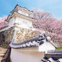 【周辺観光】 国史跡 龍野城跡(車で約20分)