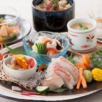 和Dining【梅浪漫】(コース一例)