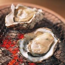 和Dining梅浪漫 焼き牡蠣(イメージ)