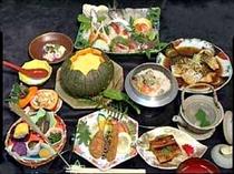 お食事例9000円コース