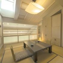 メゾネット2F和室