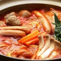 トマト鍋-調理