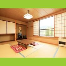12畳和室はここ[一室限定☆]景観は一番良いお部屋です^^