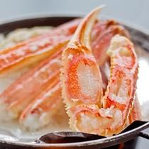 【焼き蟹】