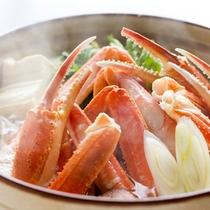【カニ鍋】