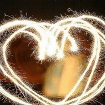 ファイヤーハートで恋の願いを叶えよう♪♪カップルの皆さん〜パワースポットでファイヤーハートを作ろう