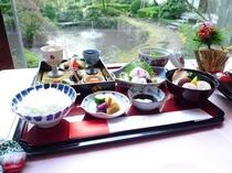 和朝食【おせち風】