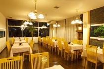 2階・レストランホール