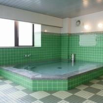 大浴場(利用時間16:00-24:00 6:00-9:00)森イメージ