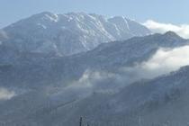 八海山 雪景色