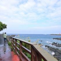 *【道順】徒歩⑩ 橋を渡りきると、ホテルに到着です。