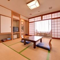 *【和室/別館海側】畳のお部屋でごゆっくりおくつろぎ下さい。