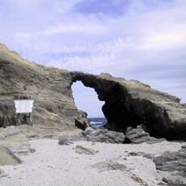 【近隣風景】珍しい形の岩「馬の背同門」周辺を散策するとこんな景色にも出会えます。