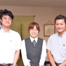 *【フロント】城ヶ島京急ホテルへようこそ!