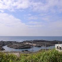 *【城ヶ島灯台】灯台の上からは、壮大な景色をご覧頂けます。
