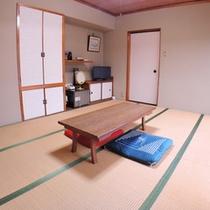 *【和室6~8畳】バス・トイレなしの和室客室(2階)です