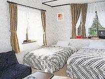 客室は洋室と和室の2タイプ