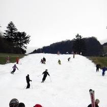 【冬*スキー】