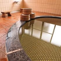 *【お風呂】お部屋毎の貸切風呂24時間入浴可(清掃時除く)。大人5名様でもゆったりご利用いただけます