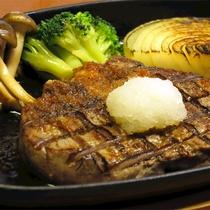 *【ご夕食一例 和牛ステーキ】ごゆっくりご堪能くださいませ。