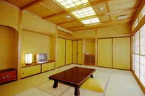11畳の露天付客室