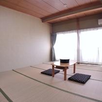 *【和室10畳一例】シンプルな畳のお部屋です