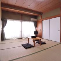 *【和室10畳一例】ご家族連れやグループでのお泊りに