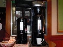 【朝食】朝食時にコーヒー&紅茶をご自由にどうぞ(^^♪