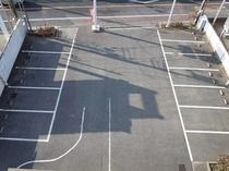 正面駐車場2(無料)・大型車可(要予約)