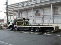 最長12m大型車両(要予約)