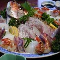4月〜10月 海鮮料理