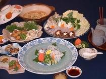 ふぐ料理コース★