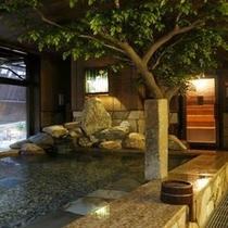◆男子大浴場内風呂(昼)