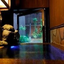 ◆男子大浴場内湯【水風呂】