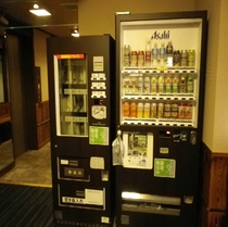 ◇自動販売機 アルコール 9F